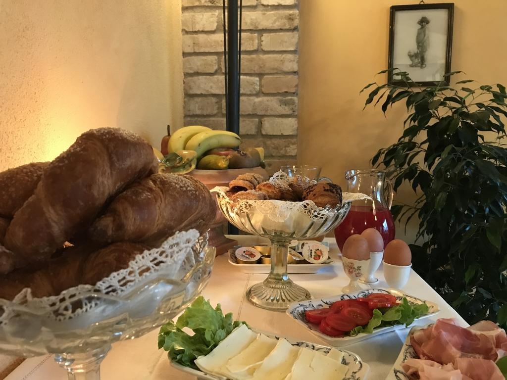 Breakfast at Agriturismo Collerisana Spoleto